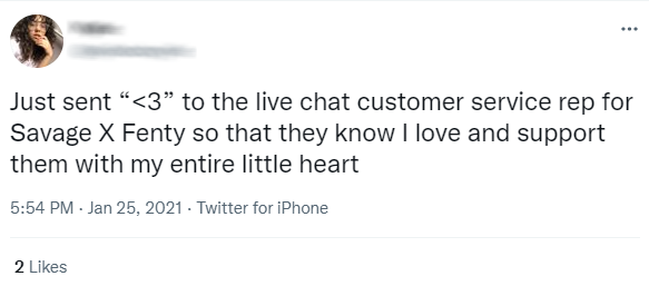 twitter advocacy as a result of conversational commerce