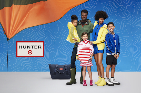 hunter and target co-marketing