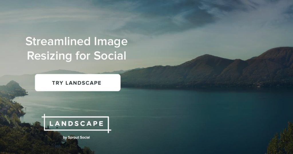 social media image resizing tool